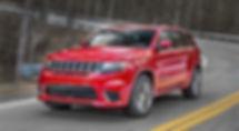 Jeep rojo laminado seguridad 3M Scotchshield