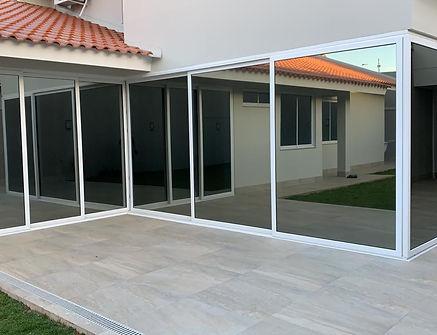Laminado Performa Ecovision 10 en ventanas