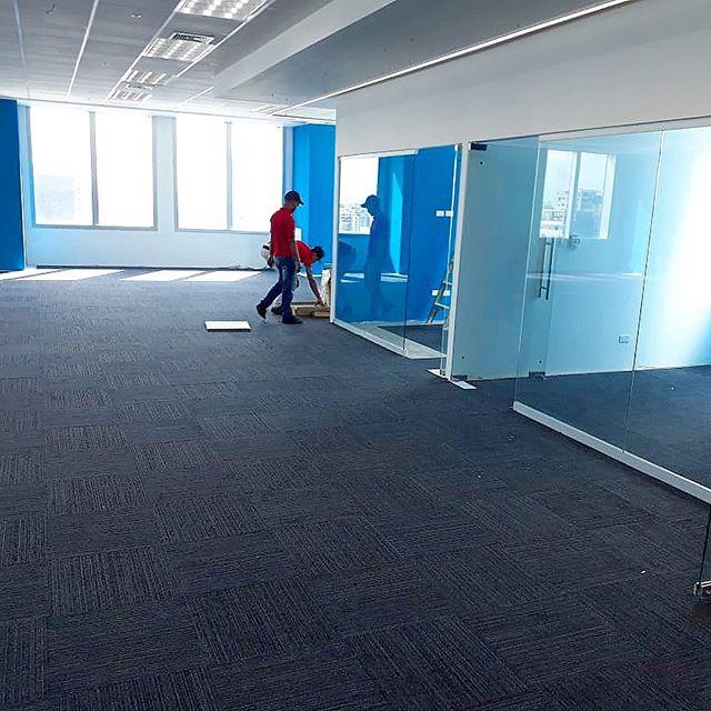 Work in progress⚠️🚧🛠 instalación Alfom