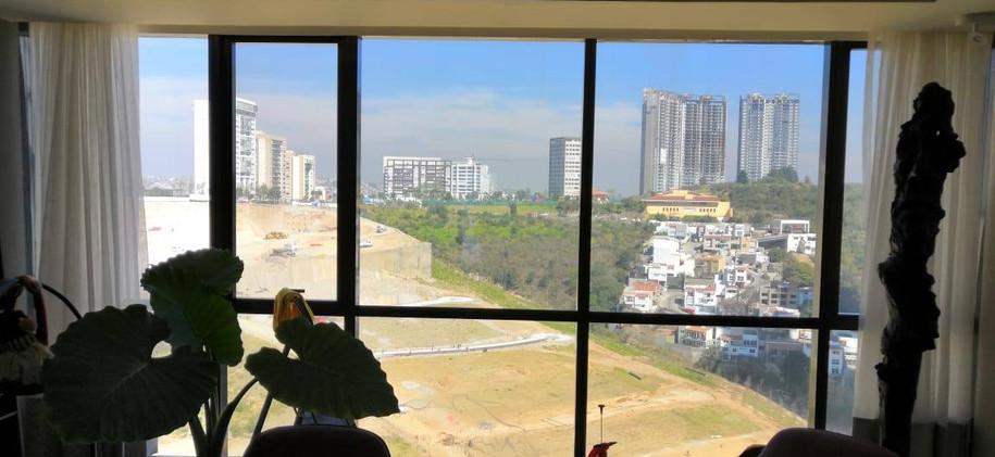 Huper Optik Select en apartamento costero