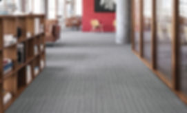 Mohawk Group carpet in office space