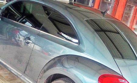 Tintado Performa Charcoal en Volkswagen Beetle