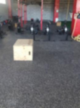 Piso de gimnasio Rubberflex Plus