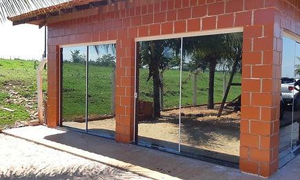 Laminado Performa Ecovision en edificio