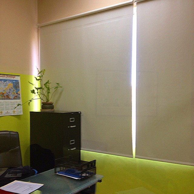 Instalación cortinas enrollables blackou