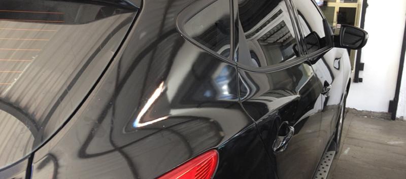 Hyundai Tucson protegida con 3M Obsidian