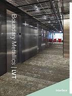 Piso de vinil Interface Boundary Metallics