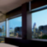 Ventanas con vista a traves de laminado 3M Night Vision