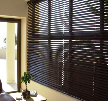 Cortinas de madera Louverwood