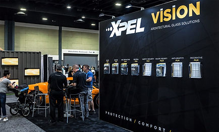 Xpel Vision Crysal Clear expo