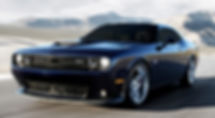 Dodge Challenger con Xpel Prime CS