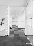 Alfombra Interface Cubic carpet