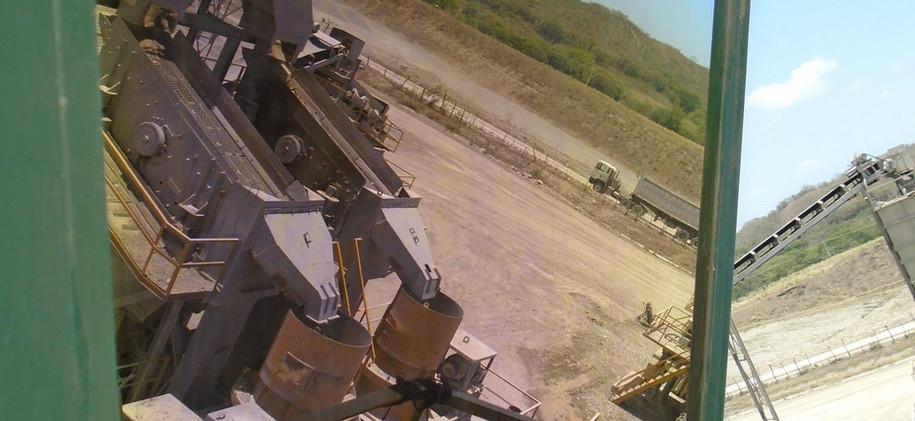 Laminado para calor y visibilidad en torre de control