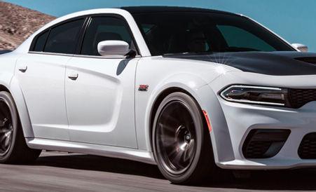 Laminado Performa NR Charcoal instalado en Dodge Charger