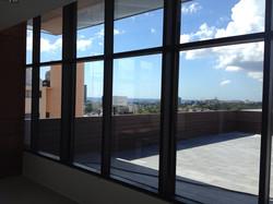 Laminado para el calor Huper Optik Ceramic en oficinas Sued & Fargesa, Gascue, Santo Domingo
