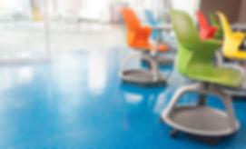 AB rubber flooring