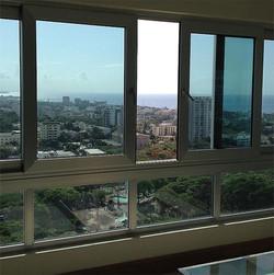 Laminado para el calor 3M Prestige en residencia privada en La Esperilla, Santo Domingo