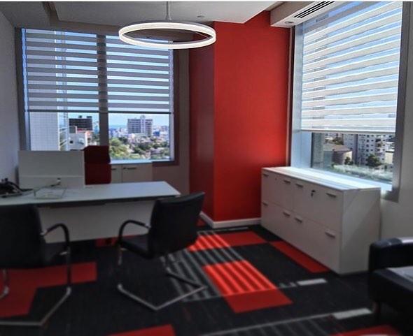 Cortinas de oficina Neolux Zebra