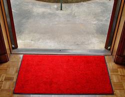 Supermat Aqua Plus MW red