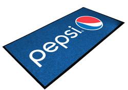 Alfombra impresa PrecisionJet 1000 logo Pepsi