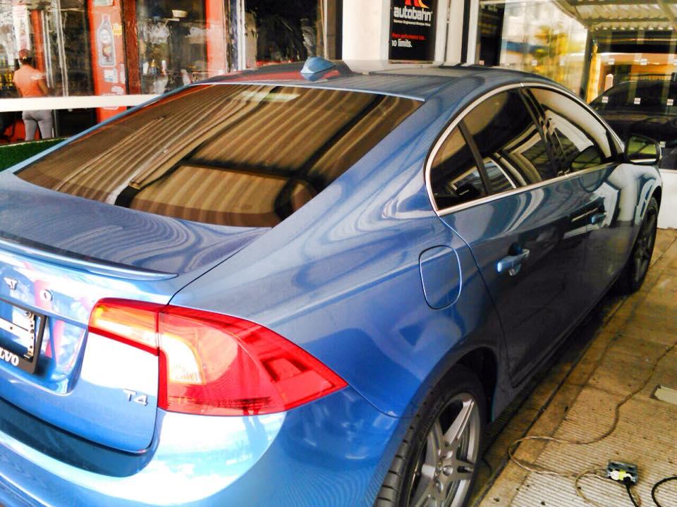 Laminado Huper Optik Select DREI en Volvo