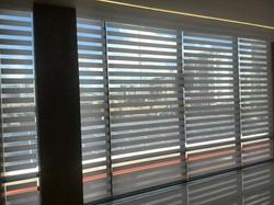 Instalación cortinas neolux zebra