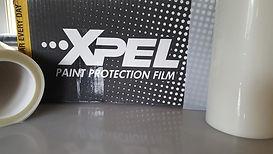 Rollos de Xpel Paint Protection