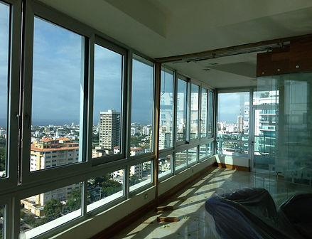 Laminado 3M Prestige en apartamento en La Esperilla