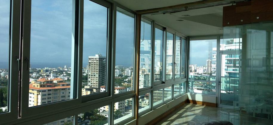 Laminado 3M Prestige en residencia privada en Santo Domingo