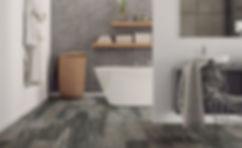 Piso de vinil COREtec Plus Enhanced Tiles