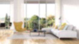 Tintado Xpel Vision Crystal Clear en sala