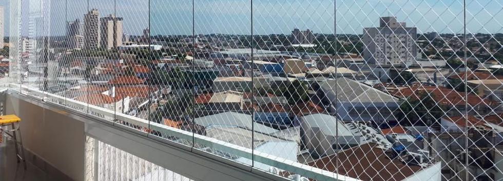 Laminado Performa Ceramic Ice transparente en apartamento