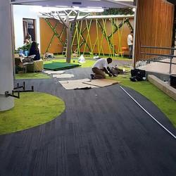 🔨🚧 Instalación alfombra Interface Urba