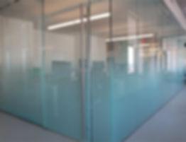 Laminado 3M Fasara Illumina en oficina