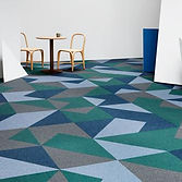 Alfombra Shaw Contract Inside Shapes