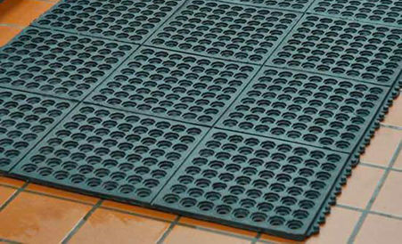 Alfombras para superficies mojadas Supermat K36