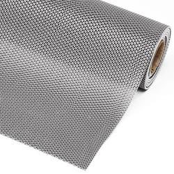 Rollo de alfombra Supermat S250 para área húmeda gris
