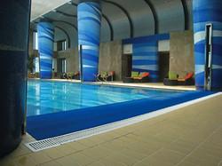 Supermat S250 áreas húmedas en piscina