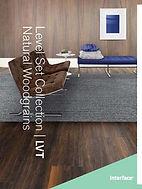 Piso de vinil Interface Natural Woodgrains