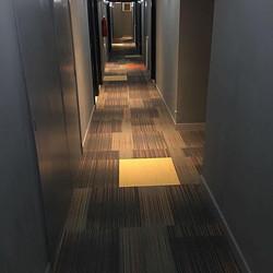 Instalación alfombra Boluy Intermix Modu