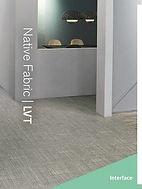 Piso de vinil Interface Native Fabric