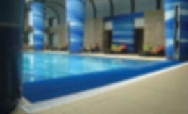 Alfombras en area de piscina Supermat
