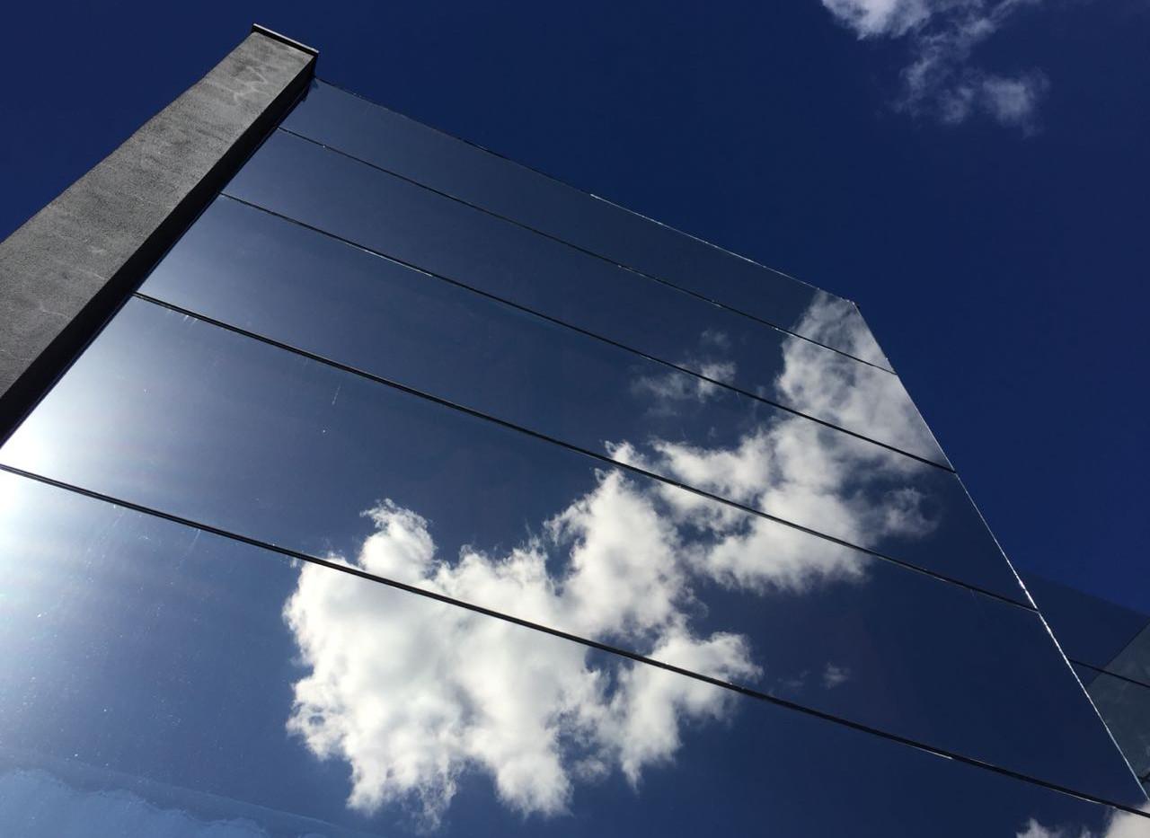 Laminado 3M reflectivo de exterior