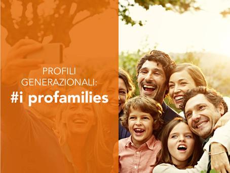Profili generazionali: i profamilies