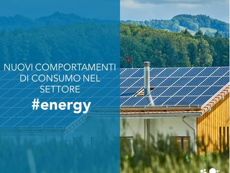 Nuovi comportamenti di consumo nel settore energy