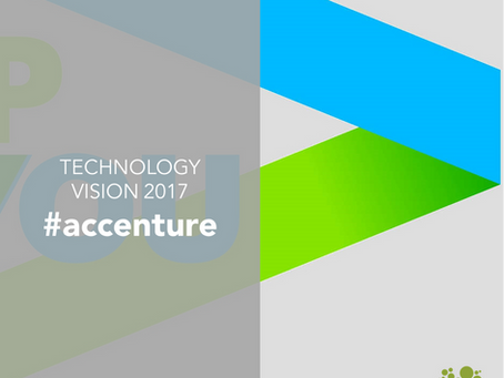 Accenture technology vision 2017