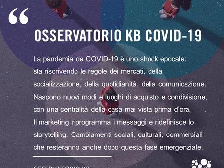 Osservatorio KB COVID19