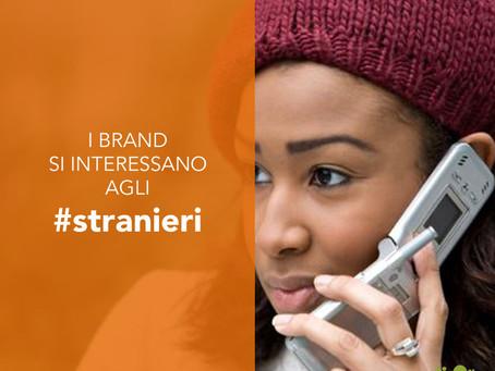 I brand si interessano agli stranieri