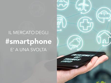 Il mercato degli smartphone è a una svolta