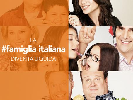 La famiglia italiana diventa liquida